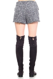 TCEC Tweed For Me shorts - Front full body