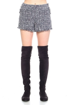 TCEC Tweed For Me shorts - Product List Image