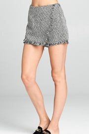 hummingbird Tweed Fringe Skort - Product Mini Image
