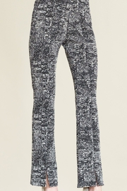 Clara Sunwoo Tweed Kick-Front Pant - Product Mini Image