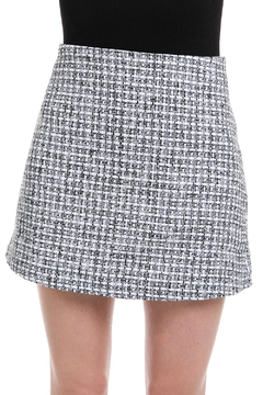 Shoptiques Product: Tweed Mini Skirt