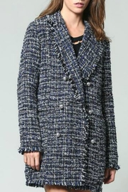 FATE by LFD Tweed Pearl Jacket - Product Mini Image