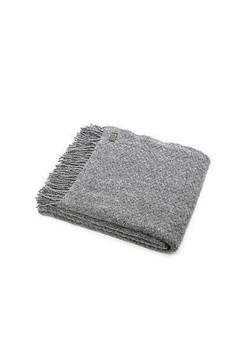 Shoptiques Product: Wafer Grey Throw