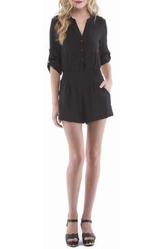 Shoptiques Product: Washed Silk Romper