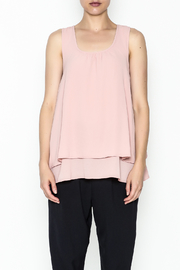 Twenty Second Sleeveless Tunic Top - Product Mini Image