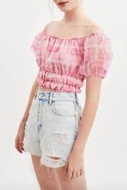 TWIIN No Doubt Top - Front cropped