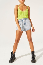 TWIIN Scandal Knit Tank - Front cropped