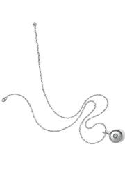 Brighton Twinkle Small-Round Locket-Necklace - Back cropped
