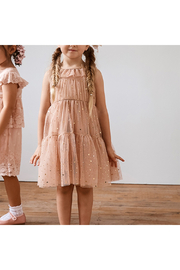 Miss Rose Sister Violet Twinkle Twinkle Dress - Product Mini Image