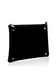 Save My Bag Twins Retro Velvet Nero - Front cropped