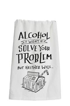 Shoptiques Product: Alcohol Solution Towel