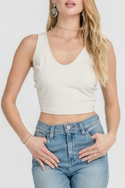 Lush Clothing  Twist Back Tank - Product Mini Image