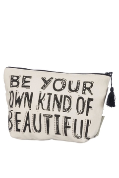 Shoptiques Product: Be Beautiful Pouch