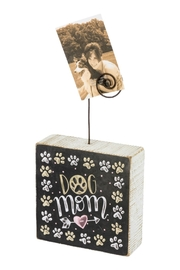 Twist Dog Mom Photoblock - Product Mini Image