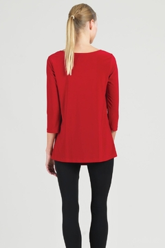 Clara Sunwoo Twist Front Hem Tunic - Alternate List Image
