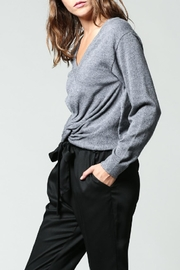 Fate Twist Front Sweater - Front full body