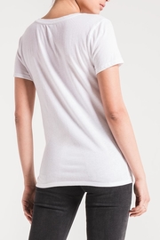 z supply Twist Front Tee - Front full body