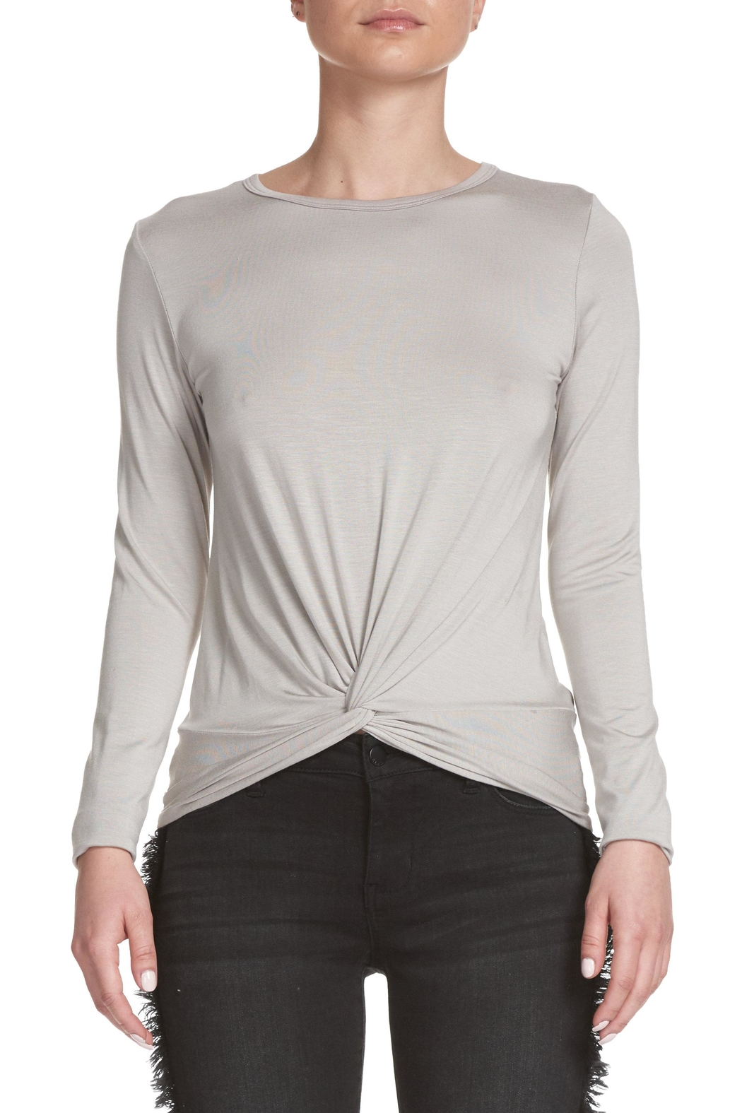 Elan Twist Front Top - Front Cropped Image