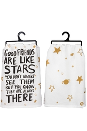 Twist Good Friends Towel - Front cropped