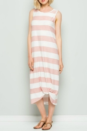 ee:some Twist Hem Dress - Front cropped