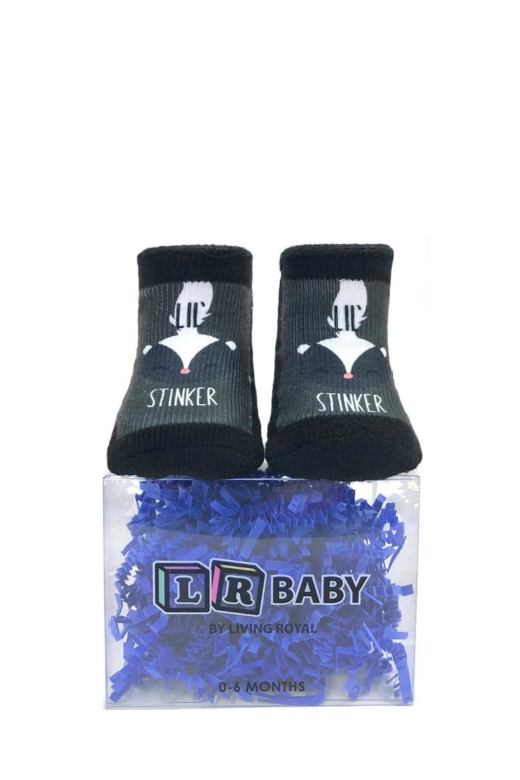 Twist Little Stinker Socks - Front Full Image