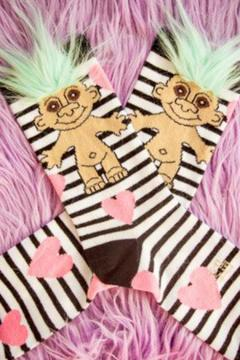 Shoptiques Product: Love Troll Socks