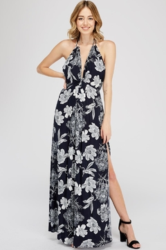 Shoptiques Product: Twist Maxi Dress