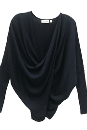 RD Style Twist Navy Sweater - Product Mini Image