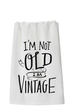 Shoptiques Product: Not Old Towel