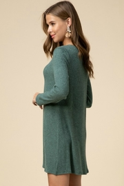 Entro TWIST OF FATE DRESS - Front full body