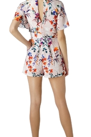 Adelyn Rae Twist Print Romer - Front full body