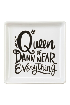 Shoptiques Product: Queen Trinket Tray