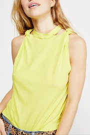 Free People Twist Tank - Product Mini Image