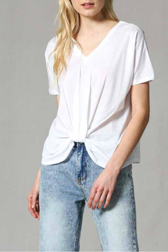 Shoptiques Product: Twisted front tee