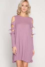 She + Sky Twisted Love dress - Product Mini Image