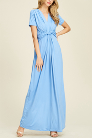 Reb  & J Twisted Maxi - Front cropped