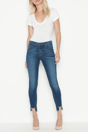 Parker Smith TWISTED SEAM SKINNY JEAN - Product Mini Image