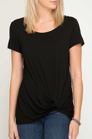 She + Sky Twisted Style top - Product Mini Image