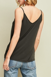 Entro Twisted Tank Top - Product Mini Image