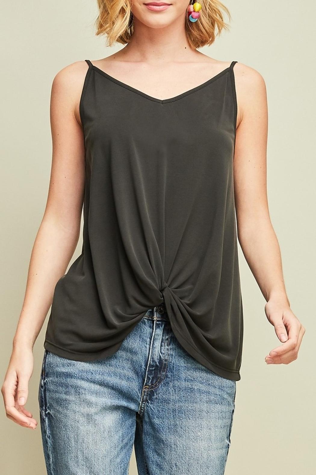 ff03f96d6e7d Entro Twisted Tank Top from Mississippi by Exit 16 - Diamondhead ...