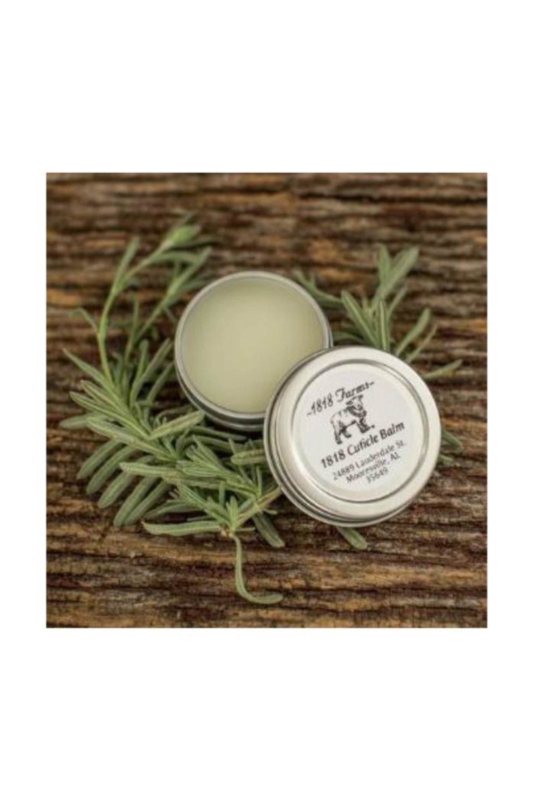 Twisted Designs 1818 Cuticle Balm - Main Image
