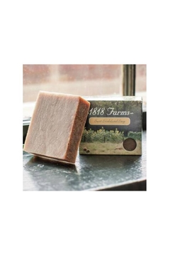 Shoptiques Product: 1818 Sweet-Sandalwood Bar-Soap