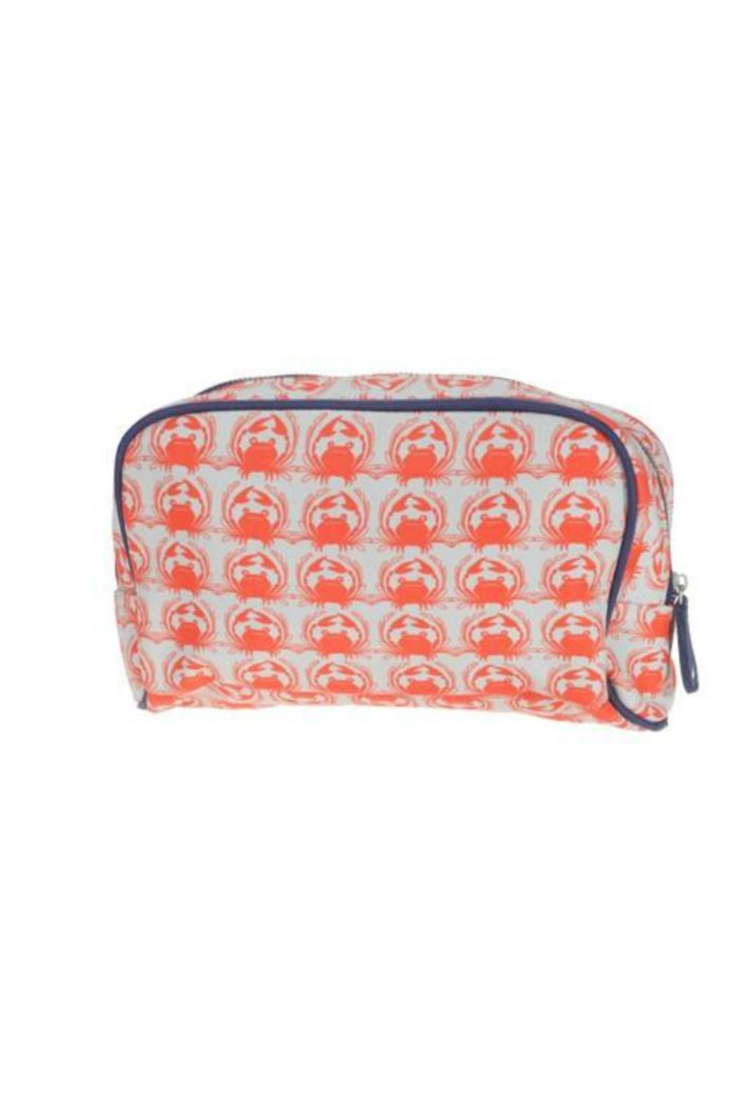 Capri Designs Crab Cosmetic Case - Main Image