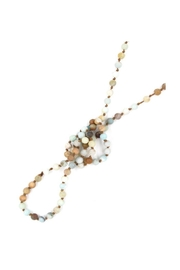 Twisted Designs Frost Genuine-Stone Necklace - Side cropped