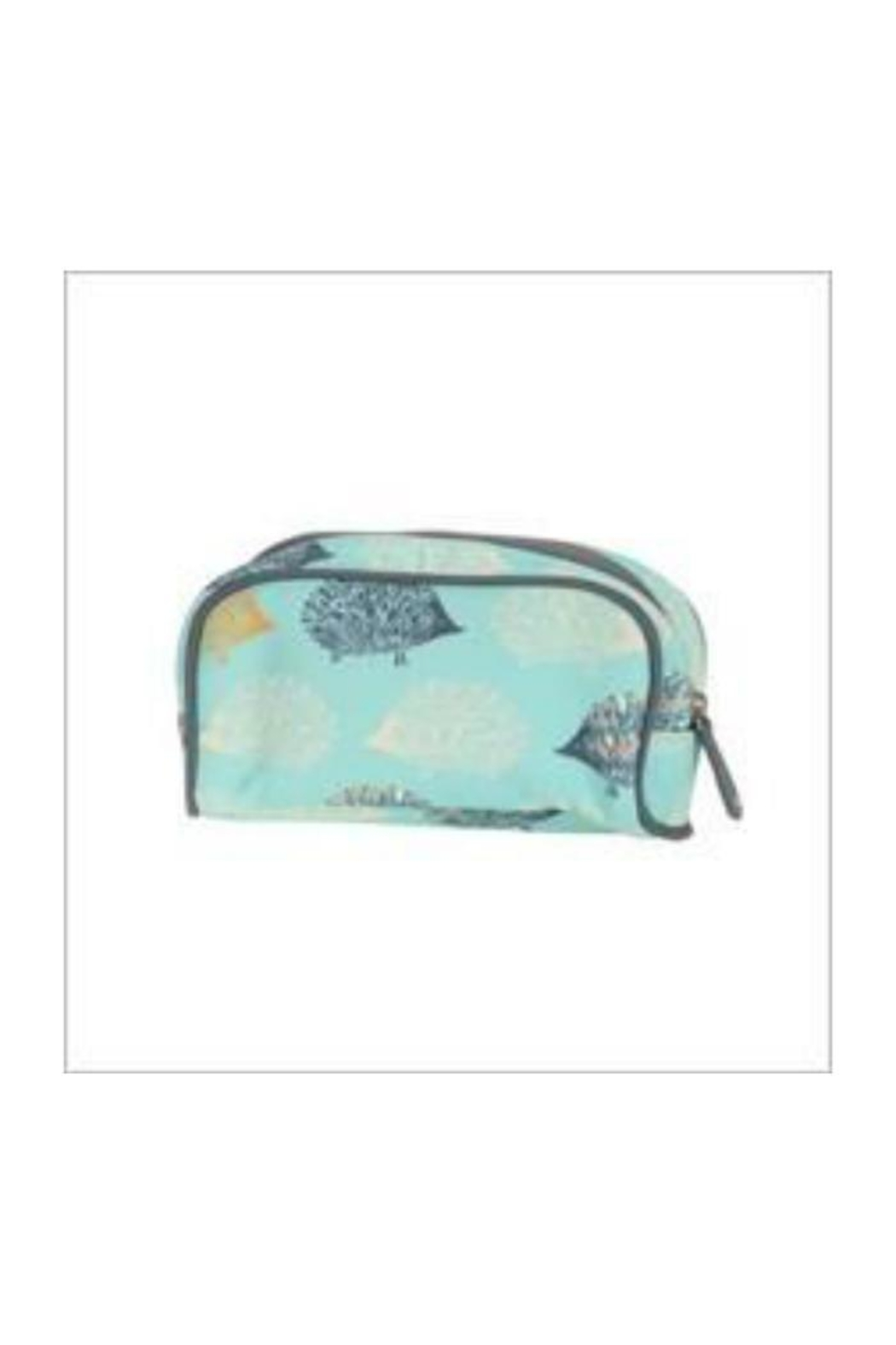 Capri Designs Hedgehog Cosmetic Bag - Front Cropped Image