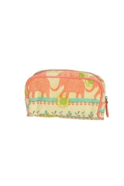 Capri Designs Elephant Cosmetic Bag - Product Mini Image