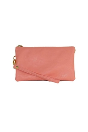 Twisted Designs Mini-Bag Salmon - Front cropped