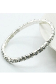 Rhinestone Stretch Anklet