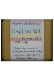 Twisted Designs Southern-Belles Dead-Sea-Salt Soap - Product Mini Image