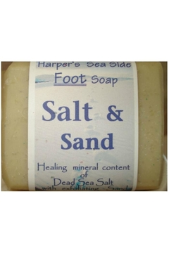 Twisted Designs Southern-Belles Salt-&-Sand Foot-Soap - Product List Image